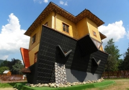 Dom do góry nogami - Zakopane