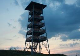 Wieża widokowa w Bruśniku