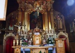 Zdjęcie: ołtarz główny