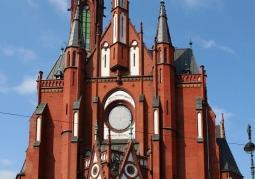Kolegiata NMP Bolesnej i św. Aniołów Stróżów - Wałbrzych