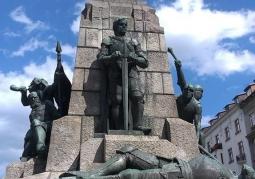 Pomnik Grunwaldzki - Kraków
