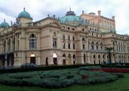 Teatr im. Juliusza Słowackiego - Stare Miasto