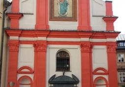 Kościół św. Jana Chrzciciela i św. Jana Ewangelisty - Stare Miasto