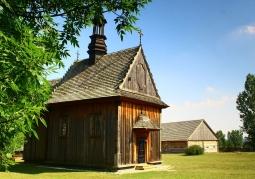 Drewniana kaplica