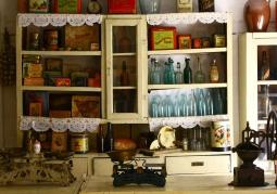 Zdjęcie: Zabytkowy sklep w skansenie