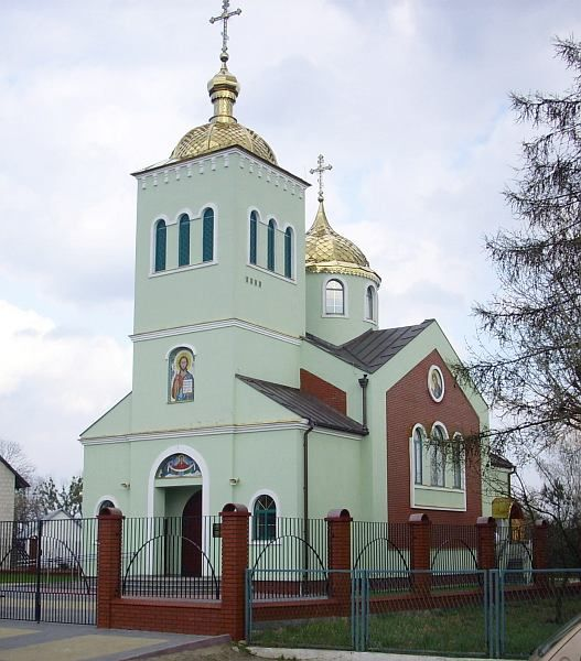 Cerkiew w Kodniu
