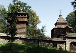Zespół cerkiewny św. Paraskewy - Radruż