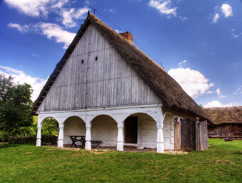 Chata z Pułkowa Wielkiego