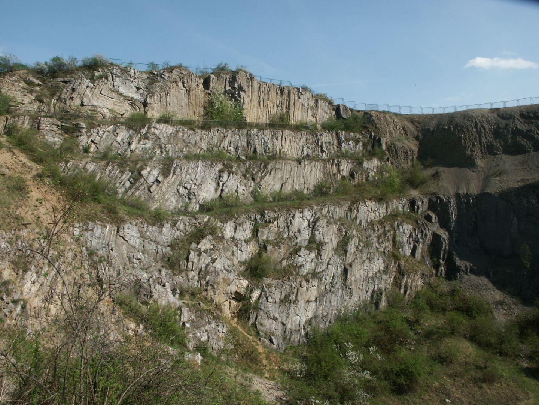 Ściana wschodnia filaru skalnego