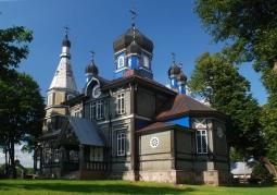 Cerkiew Opieki Matki Bożej - Puchły