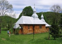 Cerkiew w Olchowcu