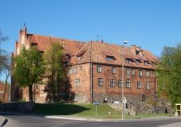 Zamek krzyżacki - Muzeum im. Wojciecha Kętrzyńskiego - Kętrzyn