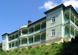 Klasztor Nazaretanek - Komańcza