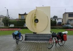Geometryczny środek Polski