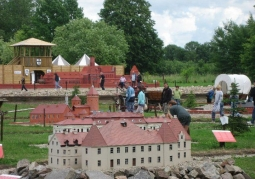 Mazurolandia - Mazurski Park Atrakcji - Parcz