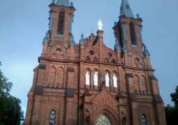 Kościół Świętych Apostołów Piotra i Pawła - Ciechocinek
