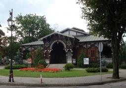 Teatr Letni - Ciechocinek