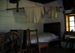 Wyposażenie wnętrza chaty