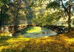 Most żelazny - Opatówek