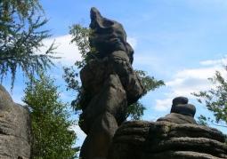 Starościńskie Skały - Rudawski Park Krajobrazowy