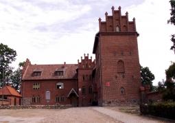 Zamek krzyżacki - Olsztynek