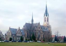 Kościół pw. św. Antoniego z Padwy - Pieszyce