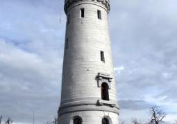 Wieża widokowa - Wielka Sowa
