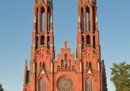 Kościół Matki Bożej Pocieszenia - Żyrardów