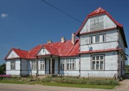 Drewniany dom katolicki - Lipsk