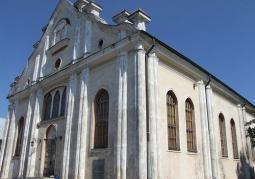 Biała Synagoga - Sejny