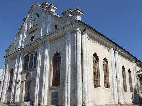 Synagoga, widok współczesny