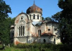 Cerkiew św. Dymitra - Stary Dzików