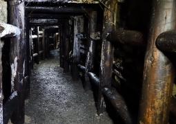 Wnętrza kopalni