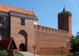 Zamek Królewski - Łęczyca