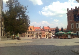 Rynek Starego Miasta - Sandomierz