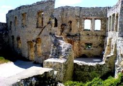 Ruiny Zamku Królewskiego - Kazimierz Dolny