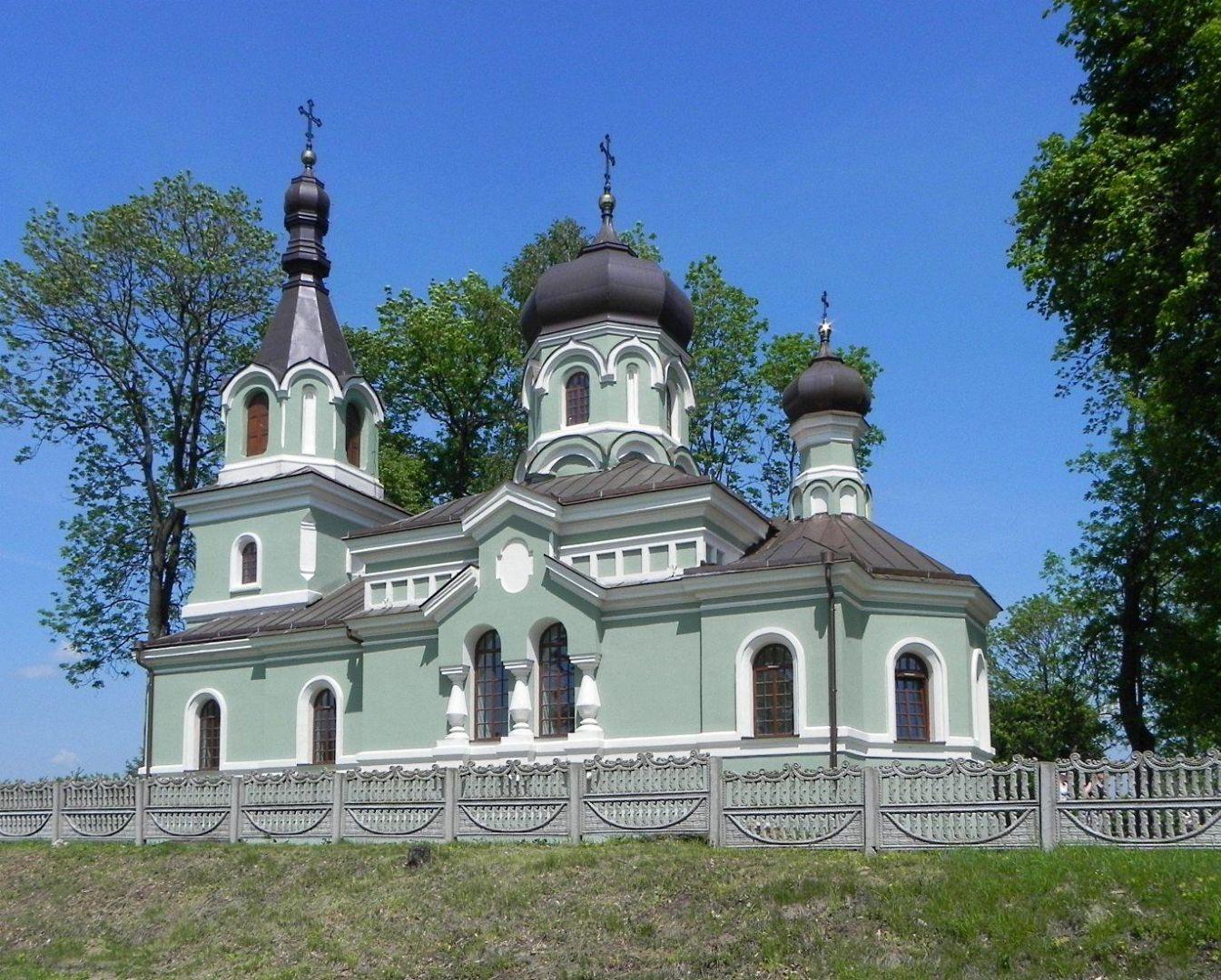 Cerkiew w Bończy
