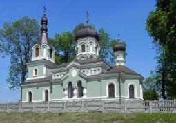 Cerkiew Opieki Matki Bożej - Bończa