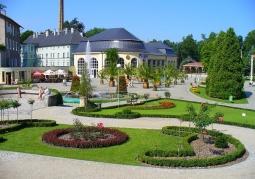 Park Zdrojowy - Kudowa Zdrój
