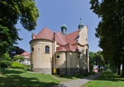 Kościół od strony południa