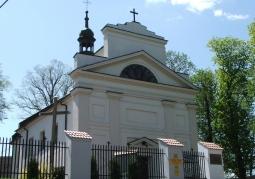 Kościół św. Bartłomieja Apostoła - Jerzmanowice
