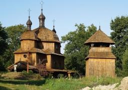 Cerkiew greckokatolicka z Tarnoszyna