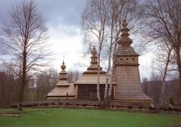 Cerkiew św. Kosmy i Damiana - Kotań