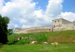 Ruiny zamkowe