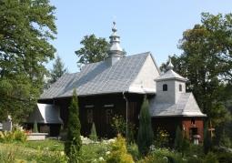 Cerkiew św. Paraskewy - Górzanka