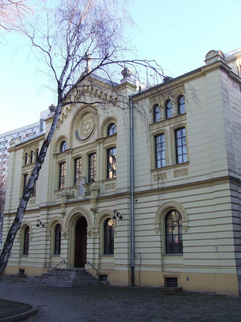 Budynek Synagogi