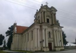 Kościół w Rakoniewicach