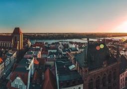 Panorama z Wieży Ratuszowej