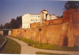 Mury Miejskie - Grudziądz
