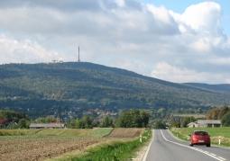 Łysa Góra - Świętokrzyski Park Narodowy